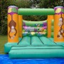 Jungle Castle Party Bouncer