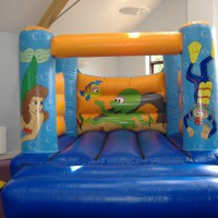 Under The Sea Party Bouncer